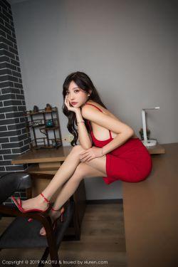 [语画界XIAOYU] Vol.044 @杨晨晨sugar-鲜艳的吊裙下一如女神媚态更为明艳动人