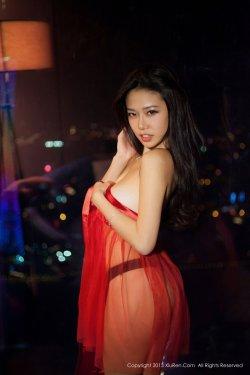 性感女神能叔@luvian本能《圣诞套图》 [秀人网XiuRen] No.070