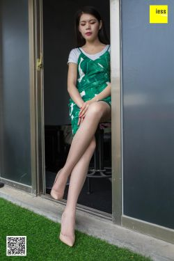 [异思趣向IESS] 模特@甜甜-春意盎然的甜-丝足美脚