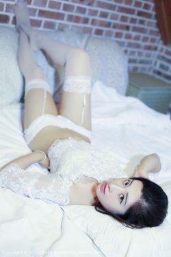 Rialer傅雅慧 – 性感蕾丝少女 [UXING优星馆] Vol.014