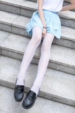 [风之领域] NO.028 蓝色梦幻白丝
