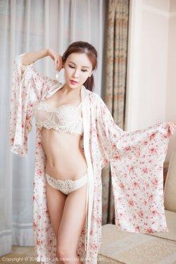 大美女吕婉柔Angelin – 性感睡衣系列 [UXING优星馆] Vol.022