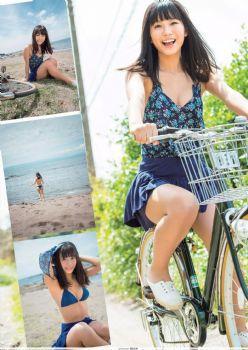 ?D良七海- Weekly Playboy #28, Y17.7.9图片
