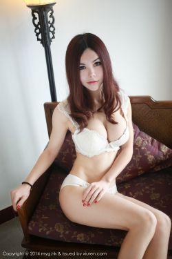 [美媛馆MyGirl] Vol.034 @Kitty星辰(沈佳熹) - 美胸尤物