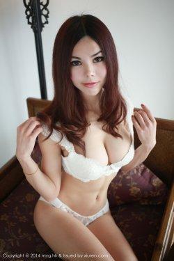 Kitty星辰(沈佳熹) – 美胸尤物 [美媛馆MyGirl] Vol.034